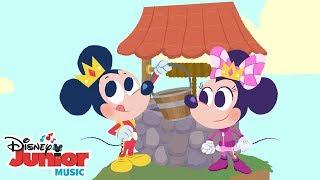 Jack and Jill | 🎼🎶 Disney Junior Music Nursery Rhymes ...