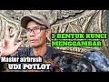BELAJAR BERSAMA MASTER AIRBRUSH INDONESIA -  MEMAHAMI SENI AIRBRUSH