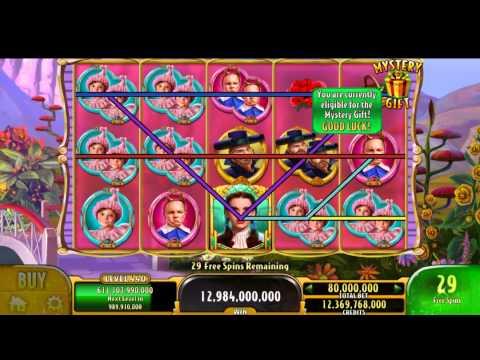 Wizard of oz  slots hack.  Over ten billion