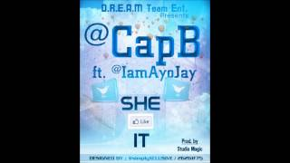 Download Ayo Jay - She Like It Feat. Cap B (Audio) HQ MP3 song and Music Video