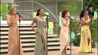 No Angels -- Still In Love With You (ZDF Fernsehgarten)