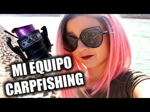 Mi Equipo de Carpfishing | Carretes y cañas online Chrono Carpe