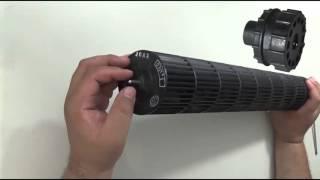 Fallas frecuentes que produce la turbina del aire acondicionado split
