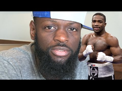 "TK: Adrien Broner LEGAL TROUBLE/BAD PUBLICITY, ""Theophane got his packed busted open"""