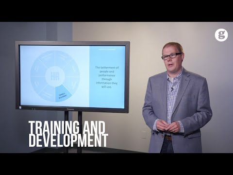 The HR Model: Training And Development