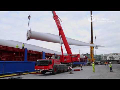 Port of Galway - Wind Energy Project
