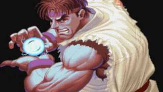 Grandes covers de games 7 : theme Ryu Streed fighter II cover metal - Ryashon