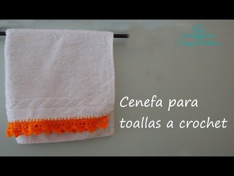 Diy como decorar tus toallas de mano cenefa para toallas - Decoracion con toallas ...