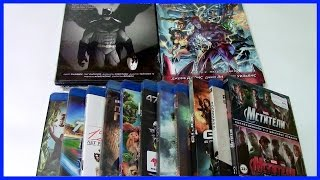 Новинки комиксов. Blu-ray. Обзор покупок Сентябрь
