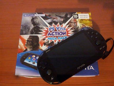 Подробный Обзор PS Vita Slim wi-fi