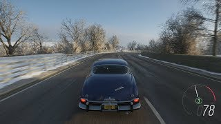 Forza Horizon 4 - 1952 Hudson Hornet Gameplay [4K]