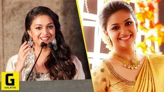 Keerthy Suresh Connection With Parotta Shops Revealed | Saamy Square | Vikram | Soori | Saamy 2