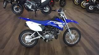 2019 Yamaha TT-R110E at Maxeys in Oklahoma City