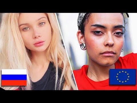Чем русские девушки отличаются от европейских | АВЕМИ ЛИССА