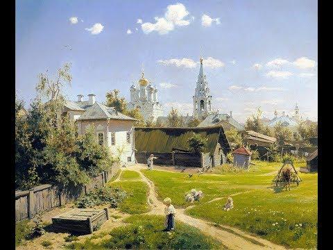 Экскурсия по выставке Василия Поленова
