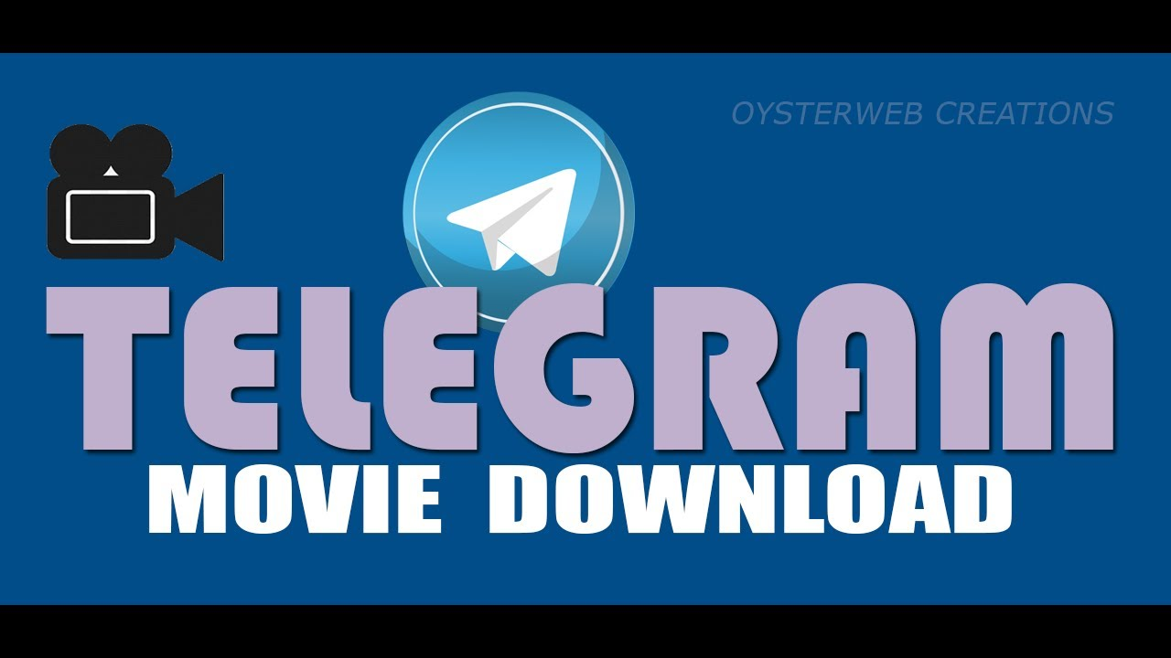Telegram Tutorial - Movie Download using Telegram App
