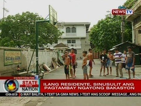 SONA: CHR: Walang legal na basehan ang utos ng pangulo na damputin ang mga tambay