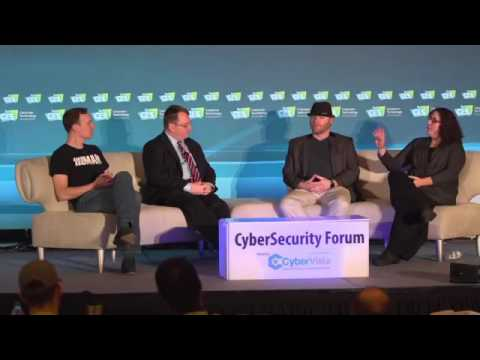 Hacking For The Better Good - CyberSecurity Forum panel
