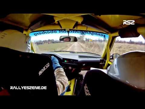Rallye Südliche Weinstraße 2014 - Onboard WP4 - Bieg/Noll - BMW 320is