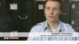 X-files i Danmark - flyvevåbnet åbner deres UFO arkiver