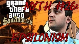 GTA San Andreas - M&L - Mythos #26: The Epsilon Cult! [DE]