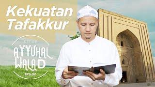 Download Video Kekuatan Tafakkur, Habib Novel Alaydrus MP3 3GP MP4