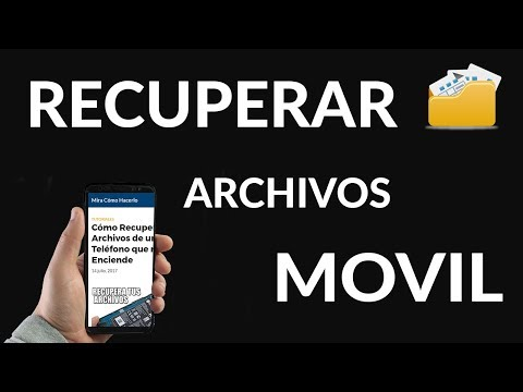 Cómo Recuperar Archivos de un Teléfono que no Enciende