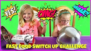 Baixar FAST FOOD SWITCH UP CHALLENGE - Magic Box Toys Collector