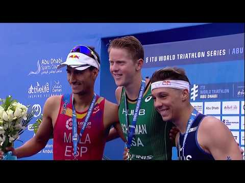 2018 Abu Dhabi Elite Men Highlights