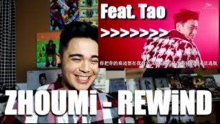 Video ZHOUMI - Rewind (Feat. TAO of EXO) MV REACTION download MP3, 3GP, MP4, WEBM, AVI, FLV Juli 2018