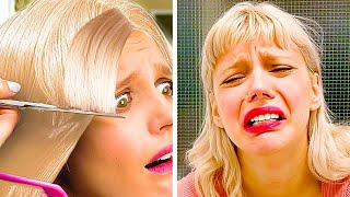 VIRAL HAIR HACKS, PRANKS AND FAILS || Every Girl Needs To See This