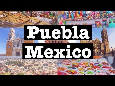 Puebla, Mexico Vlog   Hayley Villapudua