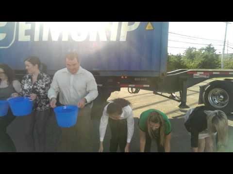 Eimskip Canada- Ice Bucket Challenge