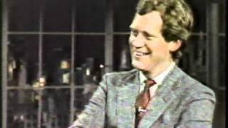 David Letterman - Stupid Cigarette Tricks with Tom Mullica