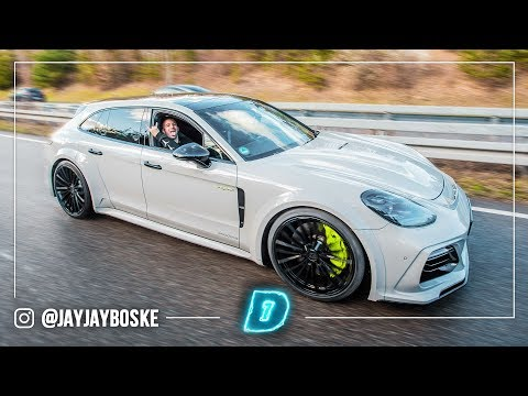 Porsche Panamera met 980Nm KOPPEL!? // DAY1 Daily Driver DEEL 2