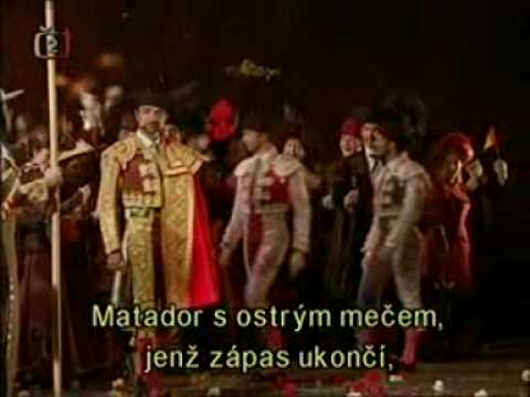 Bizet: Carmen - March of Toreadors and Chorus: Les voici! (Act IV.)