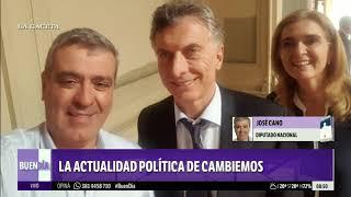 José Cano se manifestó a favor del nuevo protocolo de uso de armas