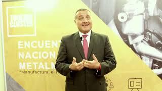 Alexandro Burgueño, director general del Clúster Automotriz de Jalisco