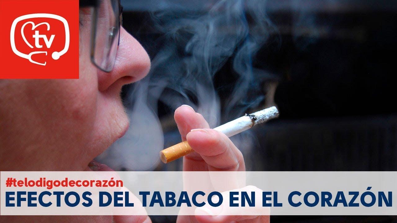 Tabaco y sus enfermedades