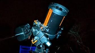 Танец телескопа - просто космос! Открываются новые возможности!