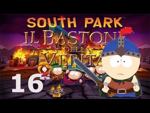 NEL REGNO DEGLI ELFI - South park Stick of Truth Gameplay Walkthrough Parte 16