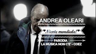 ITALIA NIENTE MONDIALE - Parodia LA MUSICA NON C'E' - Coez