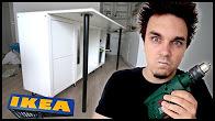 IKEA HACK - Kuchyňský ostrůvek