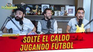 La Cotorrisa - Anecdotario 22 - Solté el caldo jugando fútbol Ft. Fer Gay