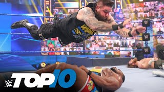 Top 10 Friday Night SmackDown moments: WWE Top 10, May 21, 2021