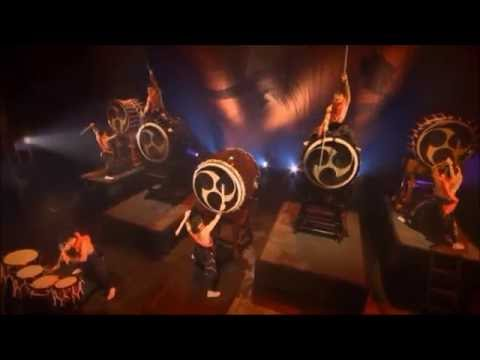 ASKA Japanese Drum 25th ~栄光への凱歌~ PV - 舞太鼓あすか組