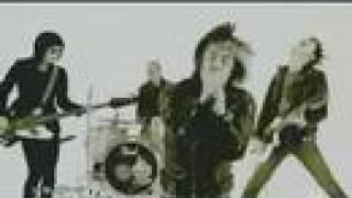 stance punks- 黒いブーツ