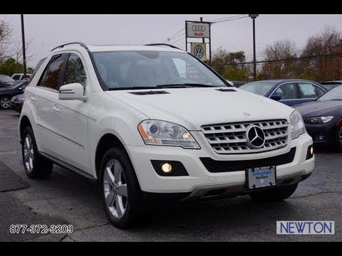 2011 Mercedes Benz M Class Ml350 Youtube