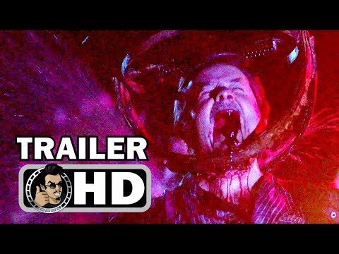 RED CHRISTMAS Official Red Band Trailer (2017) Dee Wallace Christmas Horror Movie HD