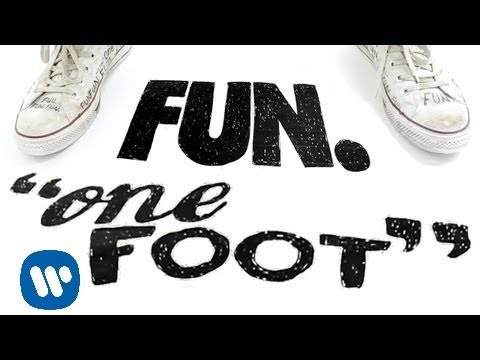 Download Youtube: Fun.: One Foot (LYRIC VIDEO)